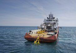 Fått kontrakt på leveranse til Havfarmen
