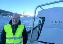 520 offshoreskip får landstrøm i Bergen