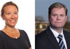 Hurtigruten henter to nye konserndirektører