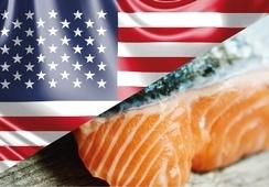 2020: 46% del volumen total de salmónidos importado por EE.UU. provino de Chile