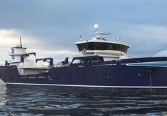 Bygger båt nummer 32 for Sølvtrans
