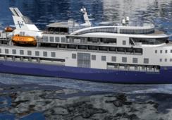 Fått kontrakt på fjerde cruiseskip for Sunstone