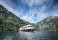 MS «Finnmarken» tilbake til Green Yard Kleven