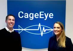 CageEye har ansatt ny CFO og ny COO