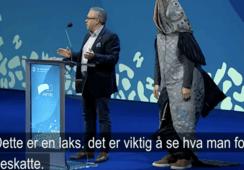Nei til lakseskatt fra Høyre