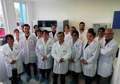 Nuevo staff de profesionales en Fishvet Group