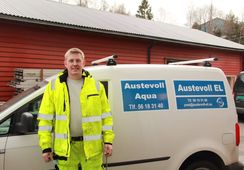 Ny prosjektleder i Austevoll Aqua