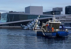 Oslo Havn bygger elektrisk nullutslipps miljøbåt