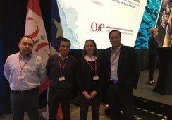 Destacan a proyecto Pincoy en conferencia de la OIE