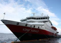 Ukens Skipsbesøk: MS «Kong Harald»