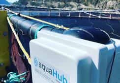 Introduserer trådløse undervannsmålinger