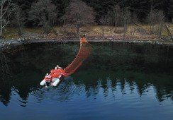 Årets overvåkning av lakselus på villfisk er i gang
