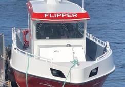 Seløy Sjøfarm fikk ny personalbåt