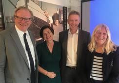 Gir 5,7 millioner til maritimt museum i Stavanger