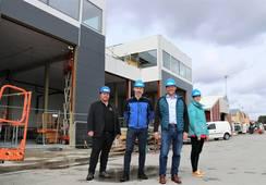 Pharmaq Analytiq  etablerer seg i Rørvik