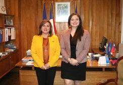 Nombran a nueva directora regional de ProChile en Aysén