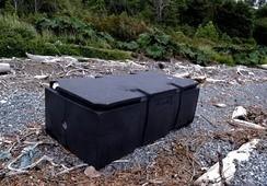 Greenpeace denuncia microbasurales salmonicultores en Laguna San Rafael