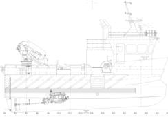Ny arbeidsbåt til Lerøy Aurora