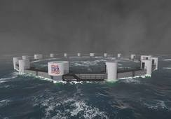 Proyecto de acuicultura offshore avanza en implementación