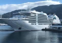 Stadig flere cruiseanløp