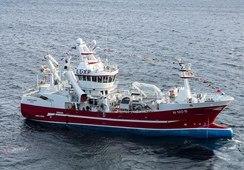 Ukens Skipsbesøk: MS «Støttfjord»