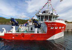 Nytt flaggskip til Nova Sea