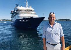 Møt ordføreren som elsker cruise
