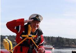 Alex Rosen vil ha slutt på styrbord og babord til sjøs