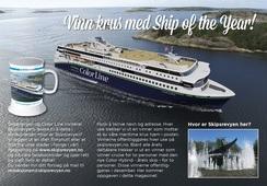 Vinn krus med Ship of the year!