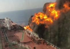 - Angrep på skipsfarten er uakseptable