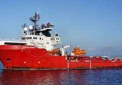 Norsk skip til Middelhavet for å berge flyktninger