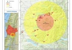 Volcán Villarrica: Sernapesca activa plan de contingencia por alerta amarilla