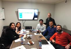 Emprendedores chilenos alistan gira de prospección tecnológica a Noruega