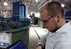 Chilenos crean herramienta para detectar  contaminantes que afectan a smolt