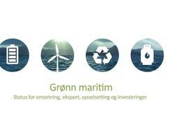 Ny analyse: Sterk vekst i grønn maritim næring