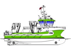 Sletta Verft har inngått kontrakt på nytt servicefartøy