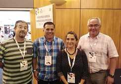Investigadores del Incar participan de importante encuentro internacional