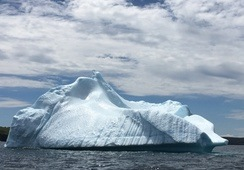 Sea ice could pose potential problems for Grieg NL