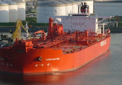 - Transport av fossilt brensel på verdenshavene vil gå ned