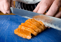 New US tariff threat to Scottish salmon fillets