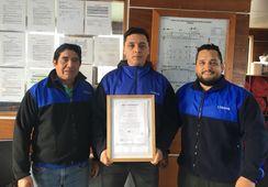 Cermaq se propone certificar el 100% de su producción en Magallanes