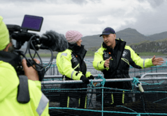 Wester Ross back on the box