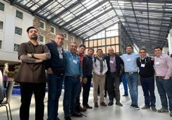 Aquaculture Europe: Salmofood realizó gira con clientes