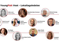 Ny leder i YoungFish Vest