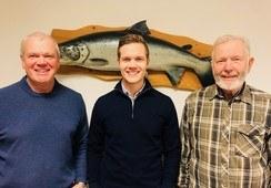 Blir ny dagleg leiar i Steinvik Fiskefarm