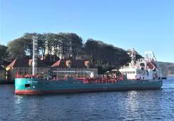 Lønnsrefusjon sendte Bergen Tankers i pluss