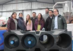 Salmones Blumar gestionará sus residuos a través de economía circular