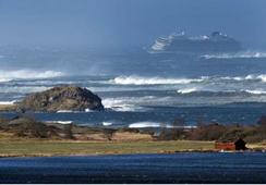 Havarikommisjonen: Derfor fikk «Viking Sky» blackout