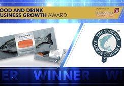 Triple awards triumph for Scottish Salmon Company