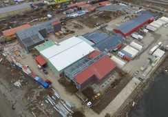 Nueva planta de salmón en Magallanes operará desde abril de 2020